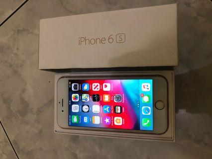 iphone 6s 128gb fullset
