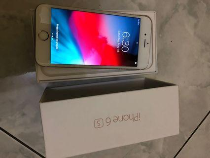 iPhone 6s 128gb gold fullset