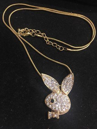 Play Boy necklace