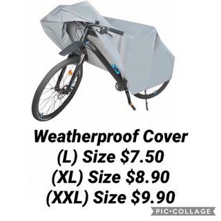 VESAK DAY PROMOTION!!! High Quality Weatherproof Protective Cover For Mountain Bike 🚵♂️ & Giant Bike.
