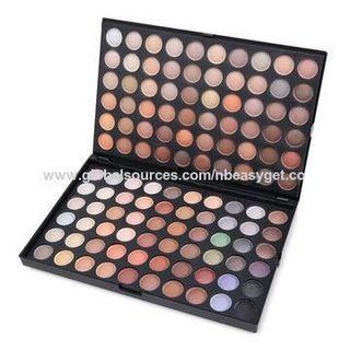 🚚 BNIB 120 Eyeshadow Palette