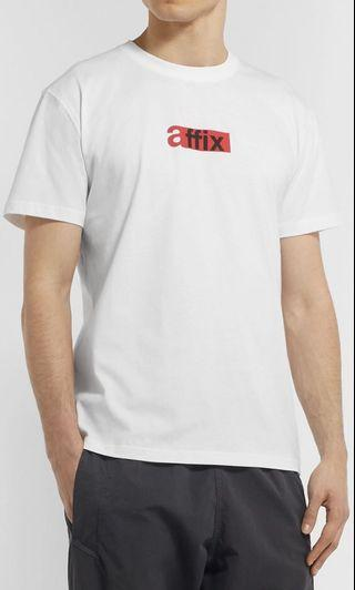 🚚 Affix Works tee