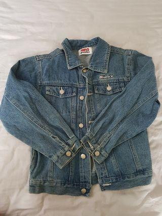 🚚 Denim Jacket ulzzang