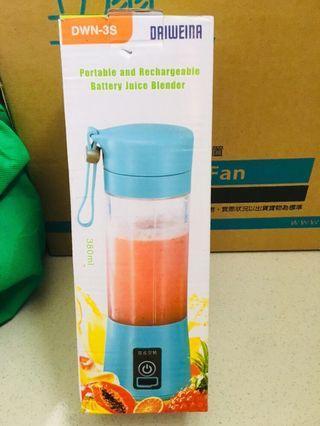 🚚 USE充電型隨行果汁機