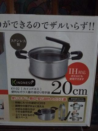 Brand New 20cm Cooking Pot
