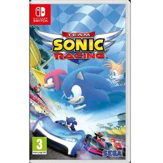 READY STOCK! Team Sonic Racing Nintendo Switch (EU)