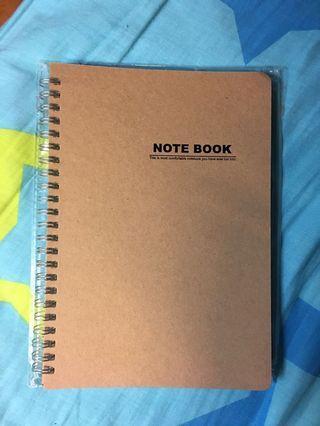 筆記簿 Notebook