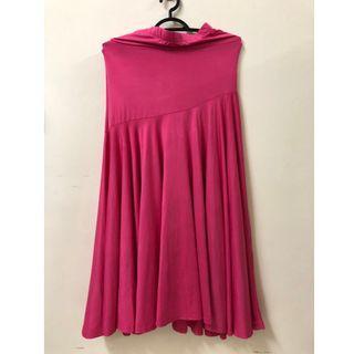 Pinky Skirt Lycra SA231