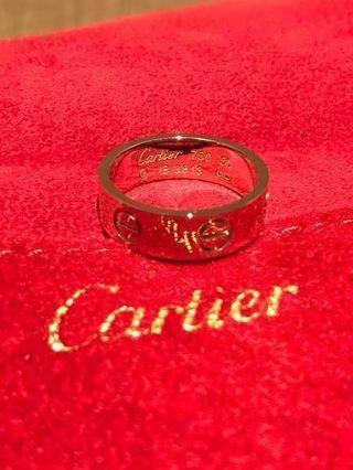卡地亞LOVECartier18K白金