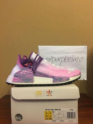 Adidas Human Race Pink Glow