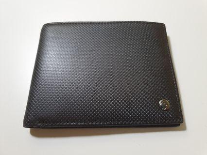 🚚 Black goldion leather men's wallet