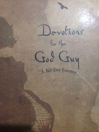 Christian devotions for guy