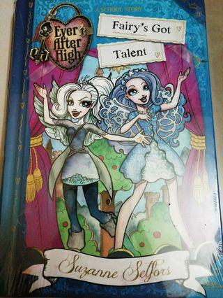 Ever After High Fairy's Got Talent