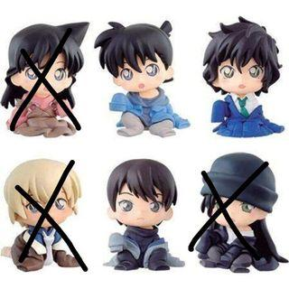 Detective Conan Mini Figure