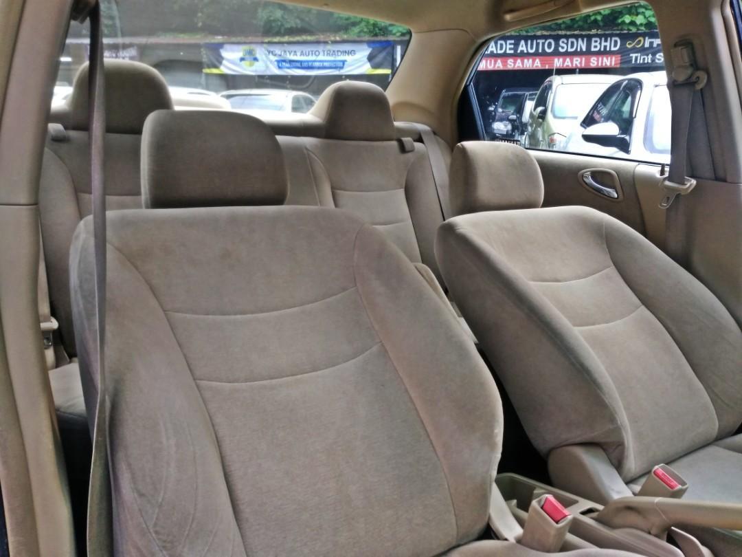 2008 Honda CITY 1.5 (A) dp 2990 B/LIST BOLEH LOAN KEDAI KERETA.