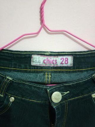 Celana Jeans Panjang Wanita #bapau