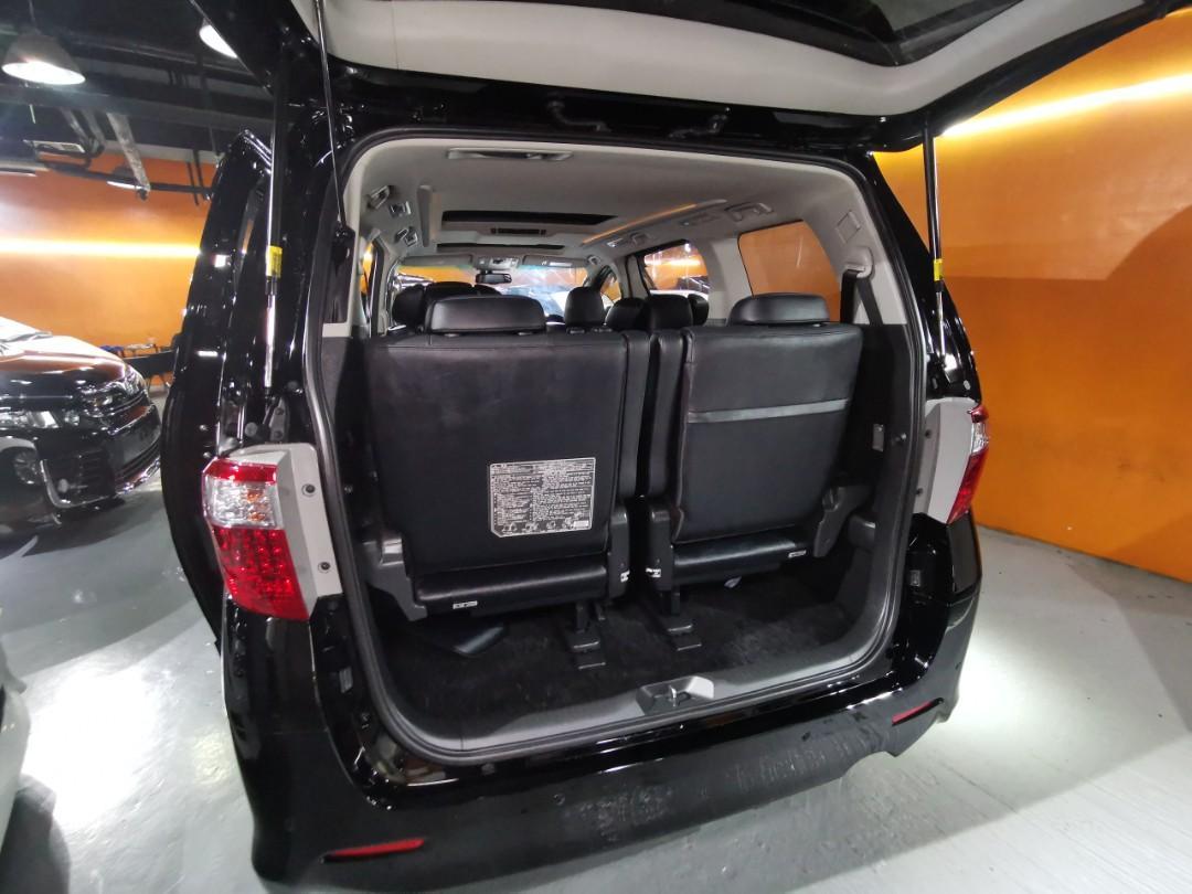 2012制 Toyota Alphard 3.5