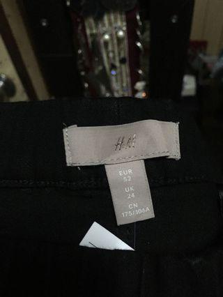 🚚 加大尺碼 H&M 緊身褲 全新