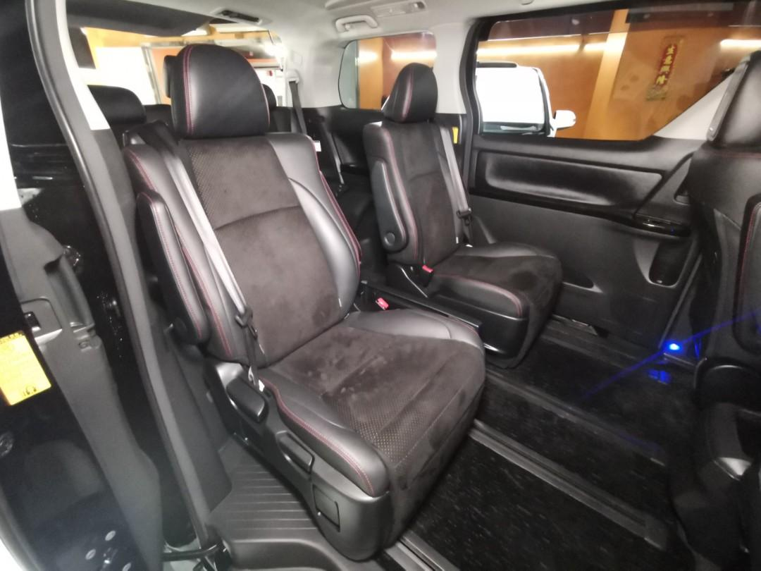 2013制 Toyota Vellfire3.5Z Golden Eye