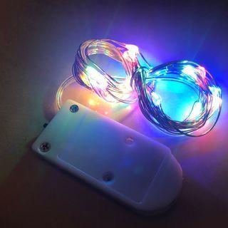Fairy Light Multi Colour 2m