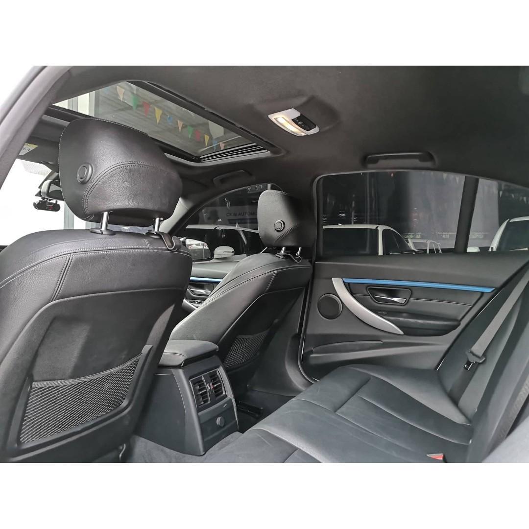 2017 BMW 330E 2.0 M-SPORT (B) Under Warranty until 2022 Free Service