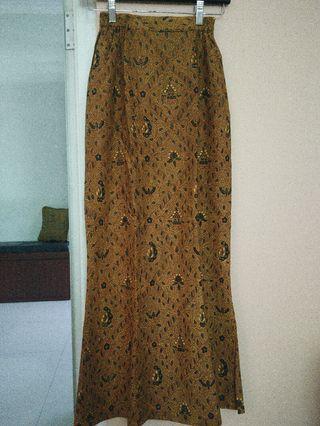 #BAPAU Rok Batik