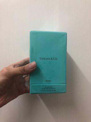 Tiffany sheer 75ml 香水