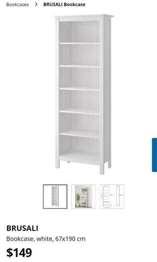 IKEA Brusali Book Shelf