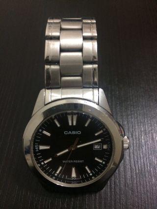 Casio男裝石英錶