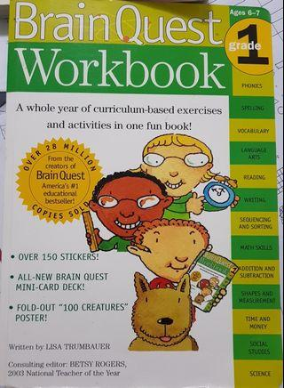 Brain quest children books