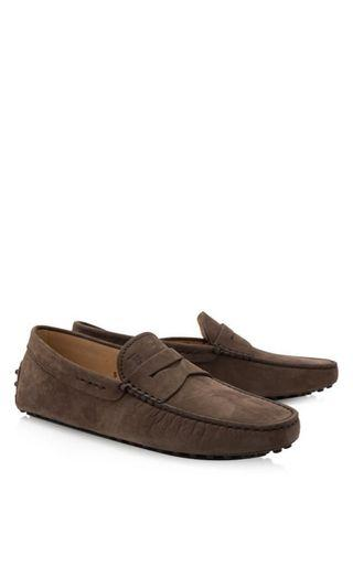 Tod's Gominno Driving Man Shoes sz 40,5 Original