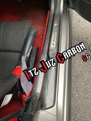 Honda S2000 Carbon door step panel