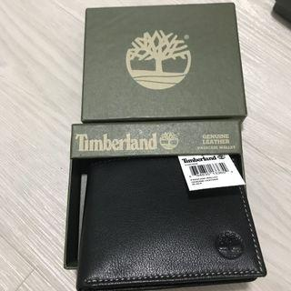 Timberland Men's Blix Leather Wallet with Passcase