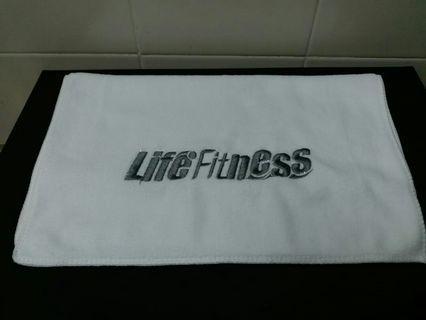 全新棉質健身毛巾13吋×29对