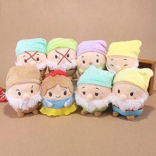🆕 Tsum tsum snow white & seven dwarfs