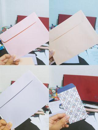 🚚 envelopes