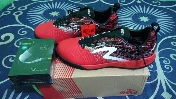 Sepatu Futsal Specs uk 39