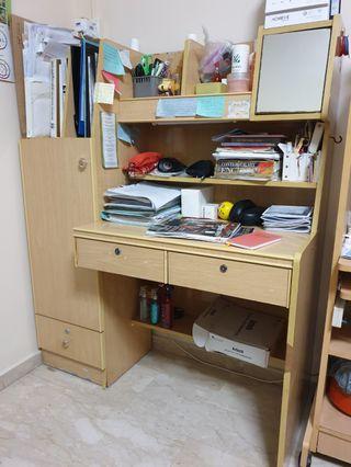 Study Wood Table