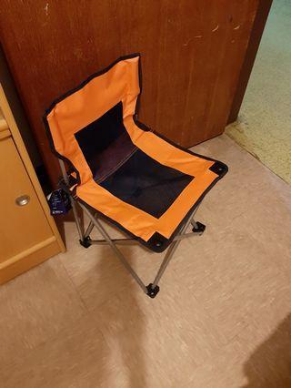 折疊椅 買股票的紀念品
