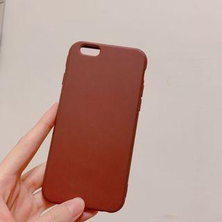 I6 4.7手機殼 乾燥玫瑰色