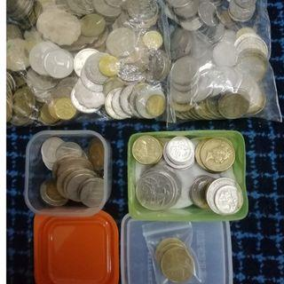 Old coins queen Elizabeth and more