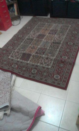🚚 Carpet 1 (ikea) 133*195cm