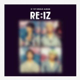IZ - RE:IZ ALBUM FREE POSTAGE