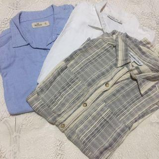 Abercrombie & Fitch and Hollister Shirts Bundle