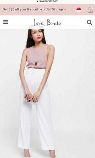 🚚 LOOKING FOR: Love bonito Morie high waisted pants