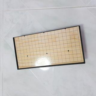 Wei Qi Go Board and pieces