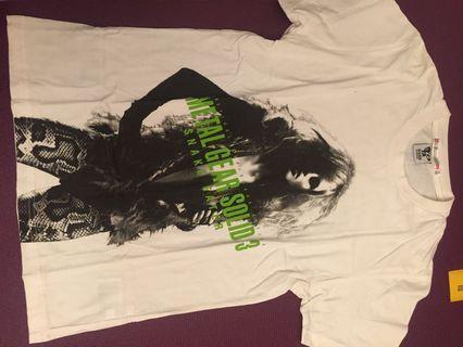清衣櫃大特價全新Uniqlo白色潮流T-Shirt
