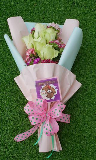 🚚 Birthday Bouquet