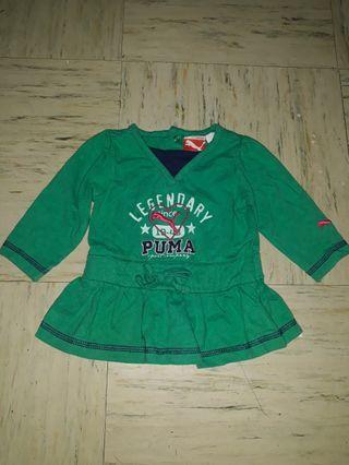 PRELOVED BABY PUMA DRESS