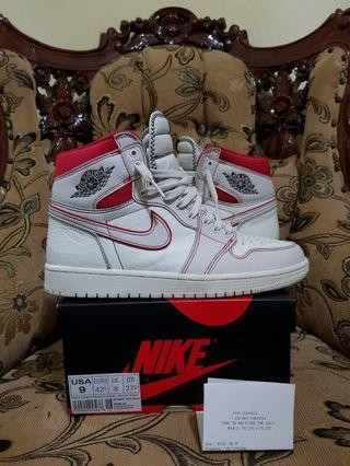 Original Nike Air Jordan 1 Retro High OG Phantom